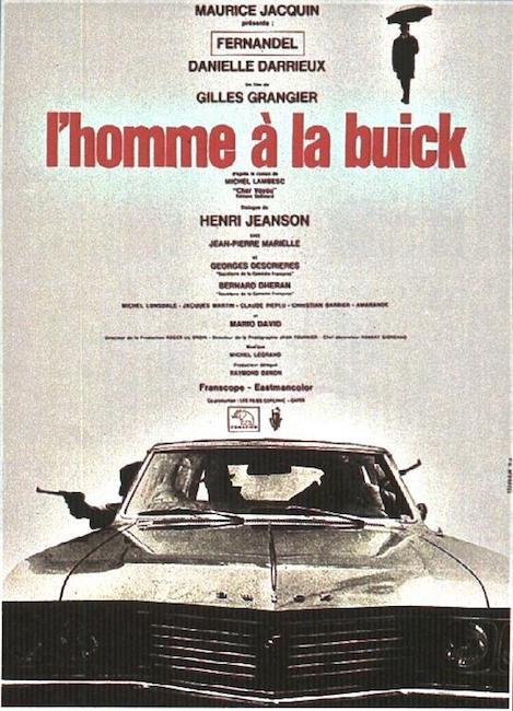 « L'homme à la Buick »