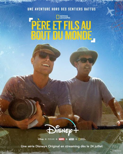 « Père et fils au bout du monde »