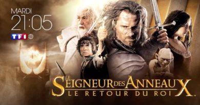« Le seigneur des anneaux : le retour du roi » : ce soir sur TF1 (VIDEO)
