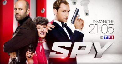Audiences TV prime 21 juin : « Spy » (TF1) leader devant « Lolo » (France 2)