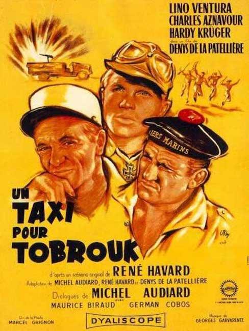 « Un taxi pour Tobrouk »