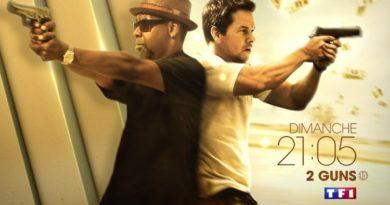 « 2 GUNS » : Vince Vaughn avait été pressenti pour le 1er rôle du film de TF1 ce soir