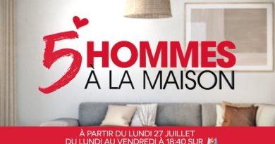 Déprogrammation M6 : « 5 hommes à la maison » passe à la trappe dès lundi