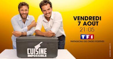 """Ce soir sur TF1, """"Cuisine impossible"""" avec Juan Arbelaez et Julien Duboué"""