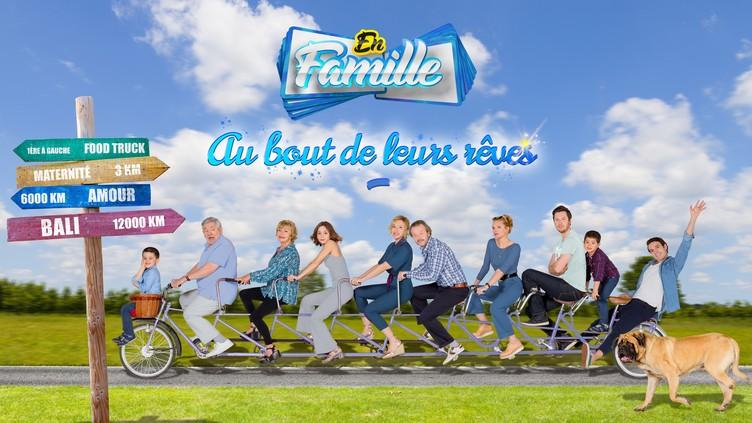 « En famille : au bout de leurs rêves »