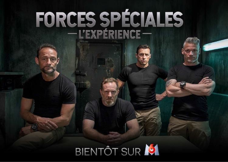 « Forces spéciales : l'expérience » du 11 août 2020