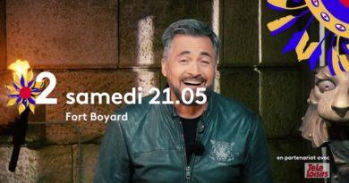 « Fort Boyard » du 8 Août  2020 : l'équipe et les invités de ce soir…