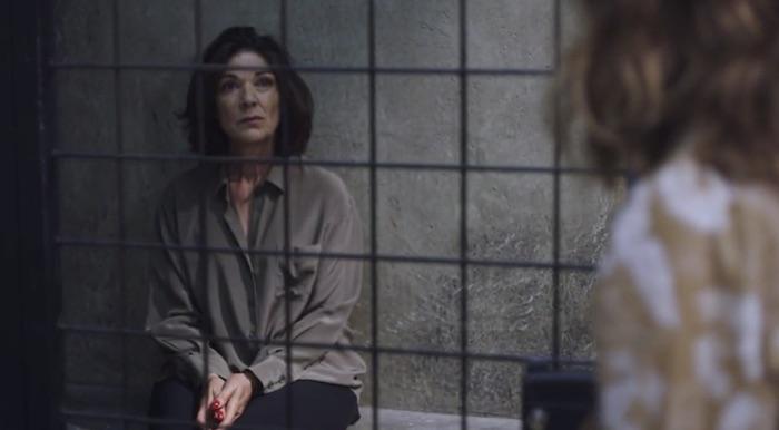 Plus belle la vie en avance : Anémone Vitreuil prison ! (vidéo PBLV épisode n°4078)