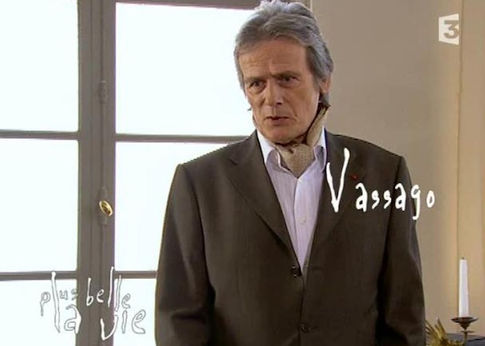 Le comédien français Jean-François Garreaud est décédé en Dordogne