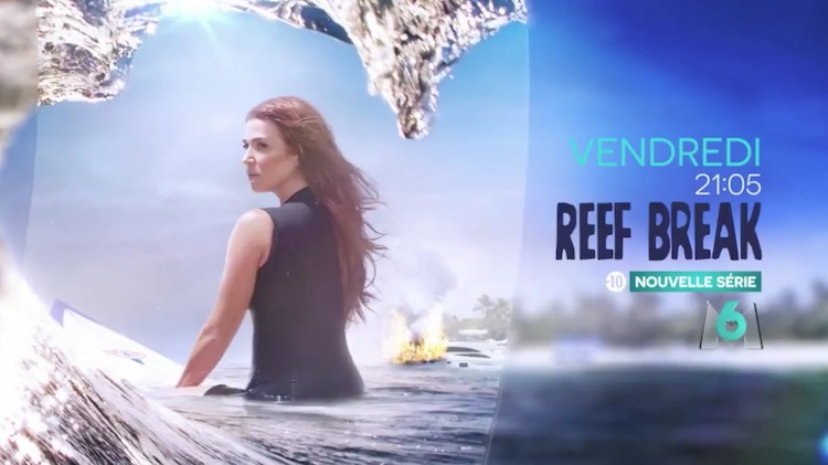 « Reef Break » du 7 Août 2020