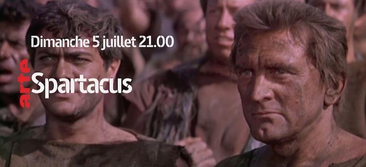 « Spartacus » de Stanley Kubrick