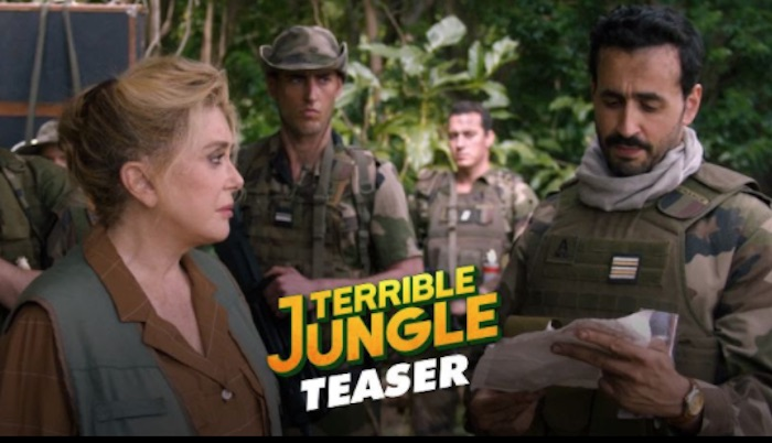 « La terrible jungle »