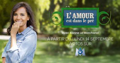 « L'amour est dans le pré » du 26 octobre 2020 : tentative de réconciliation ce soir sur M6
