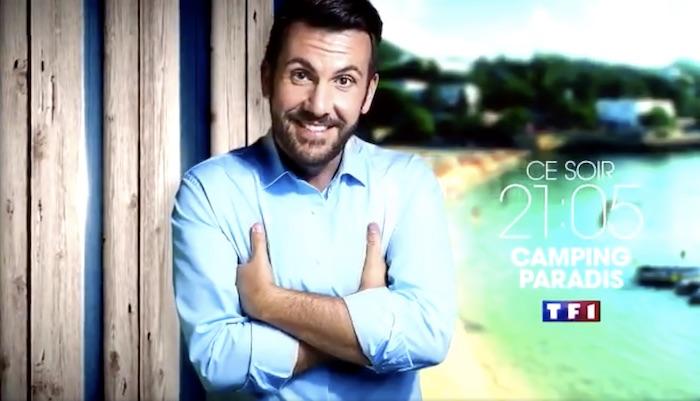 Ce soir, Parizot est amoureux dans « Camping Paradis » sur TF1