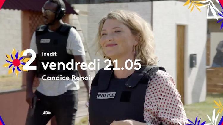 « Candice Renoir » du 28 Août 2020