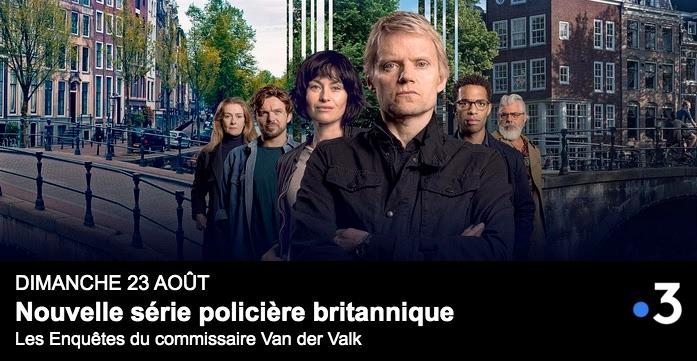 « Les Enquêtes du commissaire Van der Valk »