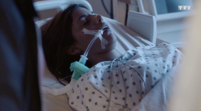 Demain nous appartient en avance : Chemsa entre la vie et la mort (résumé + vidéo épisode 742 DNA du 31 août 2020)