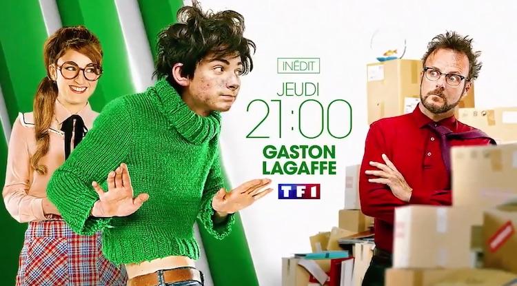 « Gaston Lagaffe »