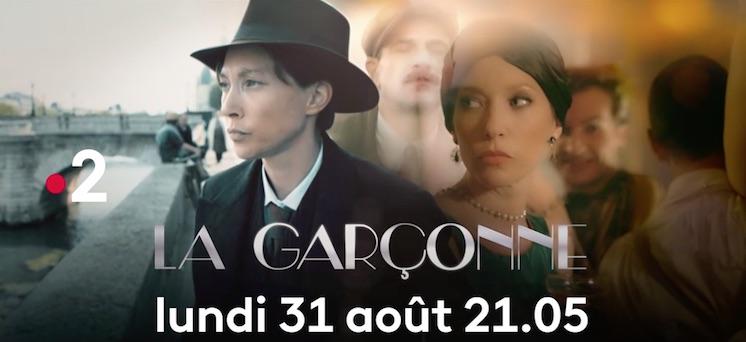 « La Garçonne » du 31 août 2020