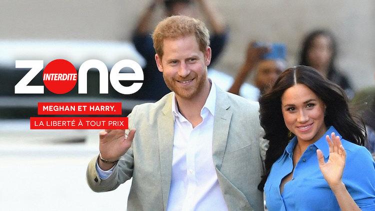 Meghan et Harry au sommaire de « Zone Interdite »