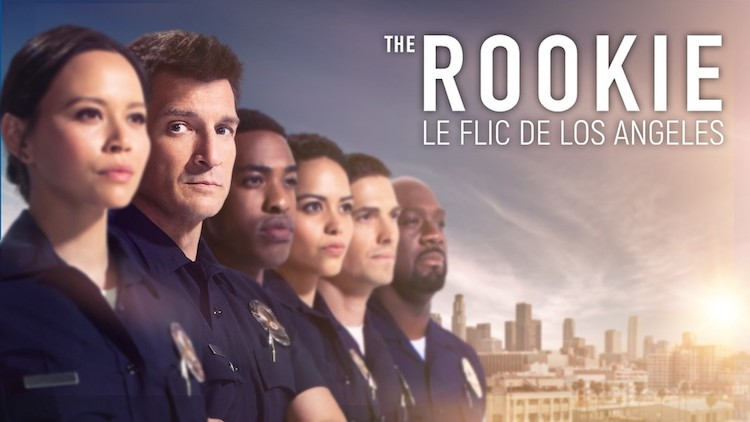 « The Rookie : le flic de Los Angeles » du 12 septembre