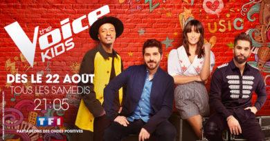The Voice Kids 2020 dès le 22 août sur TF1