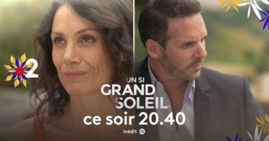 """France 2 : gros couac autour de la diffusion de """"Un si grand soleil"""", l'épisode de mercredi en replay"""