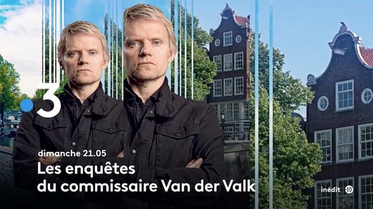 « Les enquêtes du commissaire Van der Valk » du 30 Août