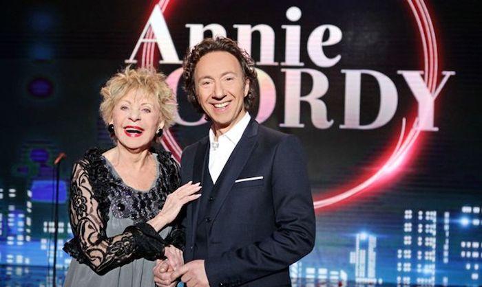 Annie Cordy est morte !