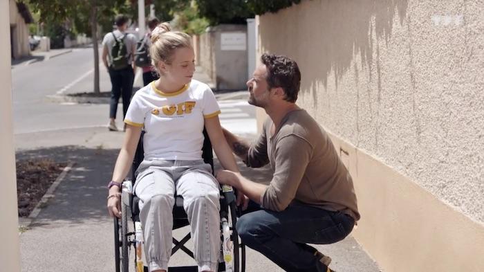 Demain nous appartient spoiler : un nouveau personnage handicapé débarque (VIDEO)
