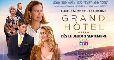 """Ce soir, TF1 lance sa saga """"Grand Hôtel"""" avec Carole Bouquet et Solène Hebert"""