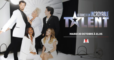 « La France a un Incroyable Talent » du 27 octobre : suite des auditions ce soir sur M6