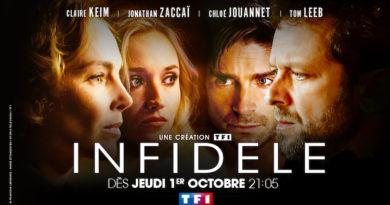 « Infidèle » du 1er octobre 2020 : les deux épisodes de la saison 2 ce soir sur TF1
