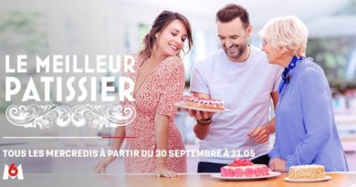 Audiences TV prime mercredi 30 septembre : « Alex Hugo » encore leader, beau démarrage pour « Le Meilleur Pâtissier »