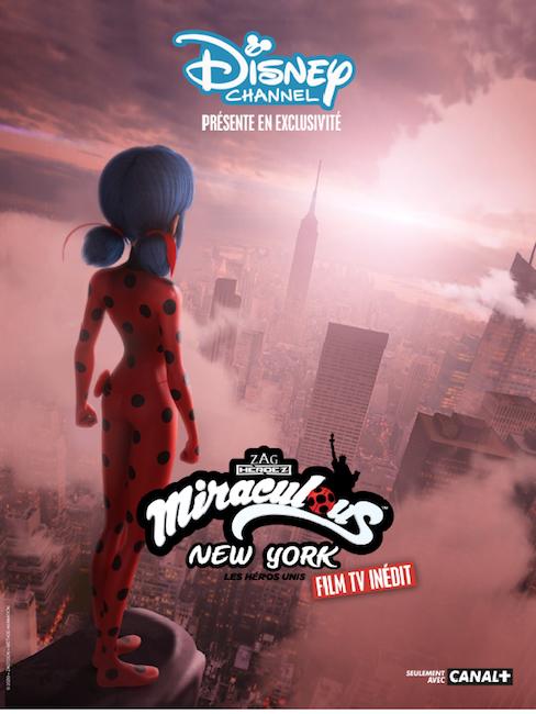 « Miraculous New York : les héros unis »