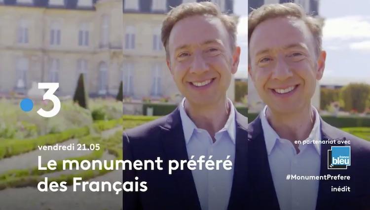 « Le Monument préféré des Français 2020 »