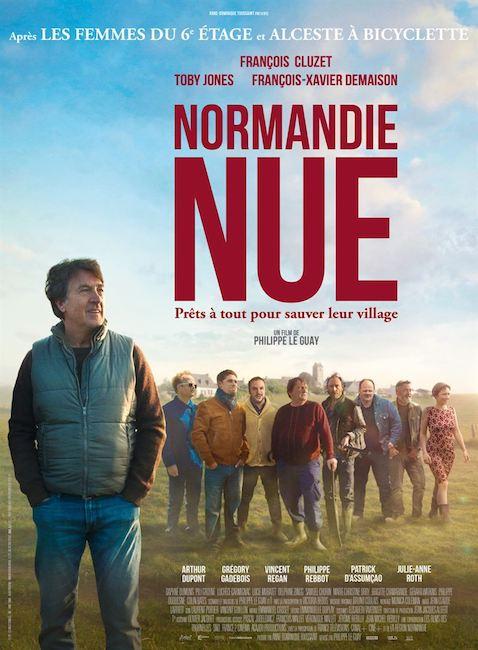 « Normandie nue »