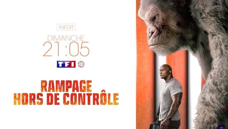 « Rampage : Hors de Contrôle »