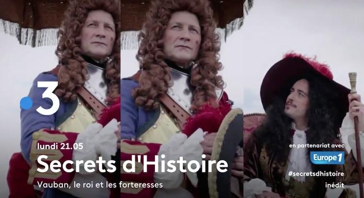 « Secrets d'histoire » du 14 septembre 2020