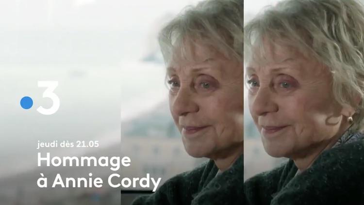 soirée hommage à Annie Cordy