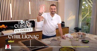 « Tous en cuisine » du 7 octobre : ingrédients et ustensiles pour les 2 recettes de Cyril Lignac ce soir