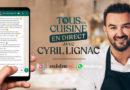 « Tous en cuisine » du vendredi 18 septembre 2020 : liste des ingrédients pour les recettes de Cyril Lignac ce soir