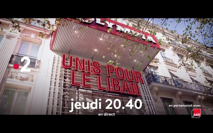 Sur France 2: qui chante pour la grande soirée caritative ?