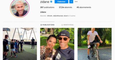 Zinedine Zidane invite le grand public à découvrir son école de football : ZIDANE FIVE CLUB