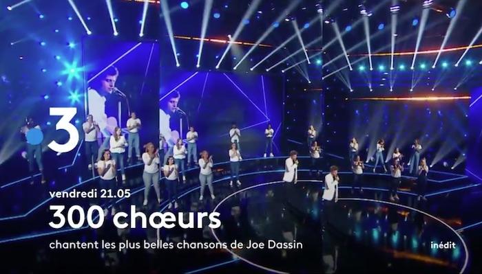 « 300 Chœurs » du 16 octobre 2020