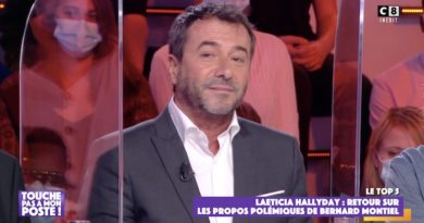 "Laeticia Hallyday est ""une manipulatrice"" selon Bernard Montiel dans TPMP (VIDEO)"