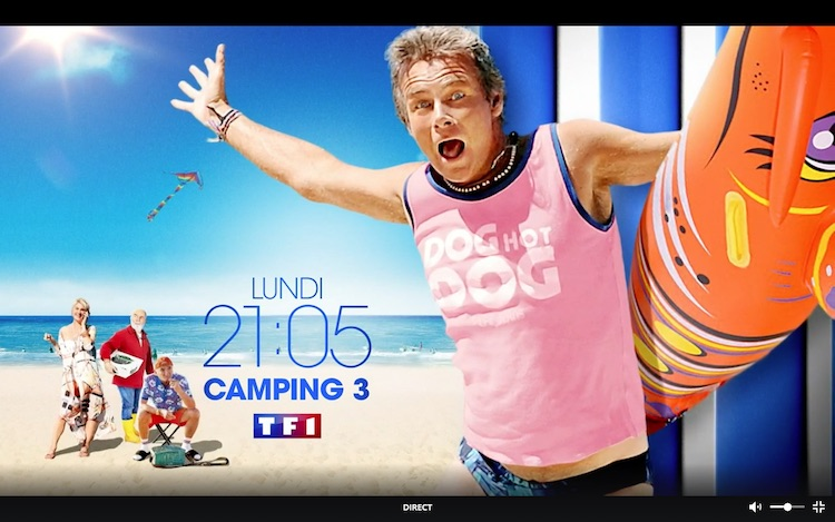 « Camping 3 »