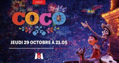 « Coco »  : 7 choses à savoir sur le film proposé par M6 ce soir (inédit)