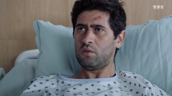 Demain nous appartient spoiler : la jambe de Georges inquiète les médecins (VIDEO)