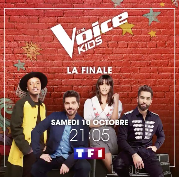 8 finalistes de « The Voice Kids »